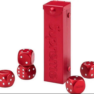 Supreme - 【最安値】Supreme Aluminum Dice Set ダイスセット