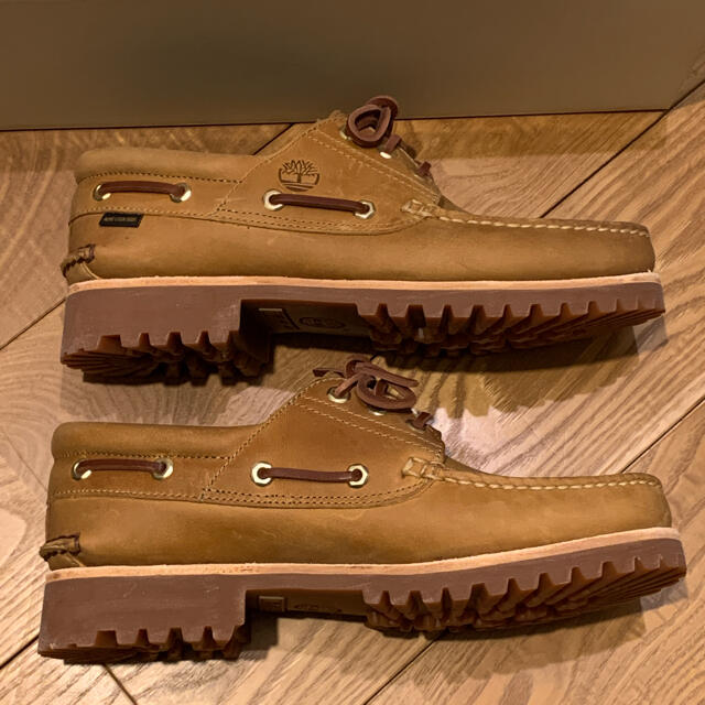 Timberland(ティンバーランド)の希少サイズ TIMBERLAND X AIMÉ LEON DORE  メンズの靴/シューズ(スリッポン/モカシン)の商品写真