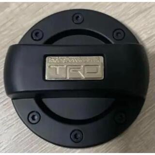 トヨタ フューエルキャップカバー TRD(車外アクセサリ)