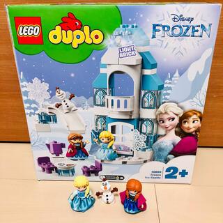 レゴ(LEGO) デュプロ アナと雪の女王 光る! エルサのアイスキャッスル