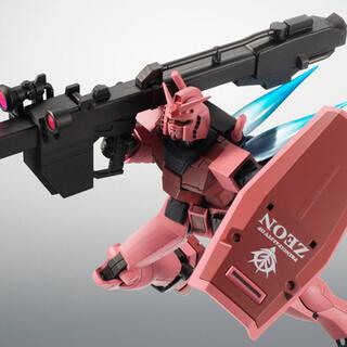 BANDAI - ROBOT魂 <SIDE MS> RX-78/C.A キャスバル専用ガンダム