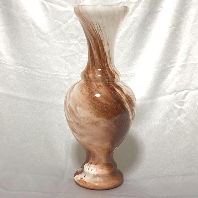 イタリー製 ガラス 花瓶② インテリア/住まい/日用品のインテリア小物(花瓶)の商品写真