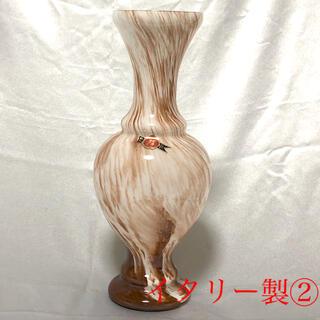 イタリー製 ガラス 花瓶②