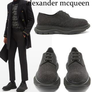 アレキサンダーマックイーン(Alexander McQueen)のalexandermcqueen トレッドダービーシューズ(スニーカー)