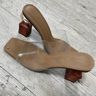 Yellow boots - YELLO HINOKI RING SANDALS XL