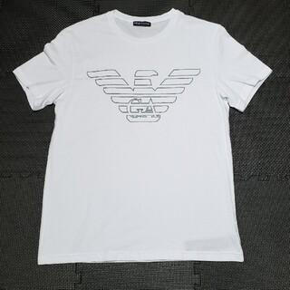 Emporio Armani - エンポリオアルマーニ ロゴプリント 半袖Tシャツ