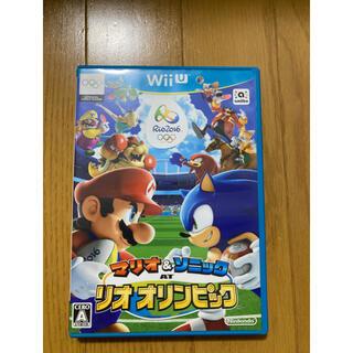 ウィーユー(Wii U)のマリオ&ソニック AT リオオリンピック(家庭用ゲームソフト)