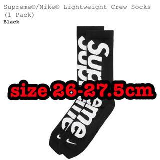 シュプリーム(Supreme)のSupreme Nike Lightweight Crew Socks ソックス(ソックス)
