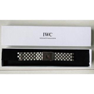IWC - 美品‼︎【IWC】パイロットウォッチ マーク18 純正ステンブレスレット