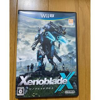 ウィーユー(Wii U)のXenobladeX(ゼノブレイドクロス)(家庭用ゲームソフト)