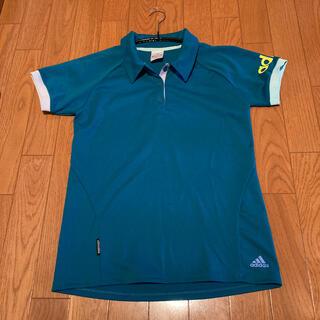アディダス(adidas)のアディダス レディース ポロシャツM(ポロシャツ)