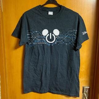 GILDAN - M 未使用 ミッキー プリントTシャツ 黒 ハイチ製 GILDAN