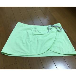 ユニクロ(UNIQLO)のユニクロ ランニングウェア スカート マスカット色(その他)