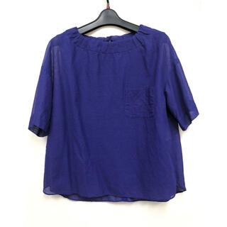 マッキントッシュ(MACKINTOSH)のマッキントッシュ プルオーバ38サイズ 未着用(シャツ/ブラウス(半袖/袖なし))