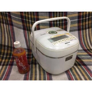 パナソニック(Panasonic)の5.5合 スチームIHジャー炊飯器 SR-SS10(炊飯器)