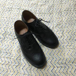 ジーユー(GU)のGUおじ靴 ぽん様(ローファー/革靴)