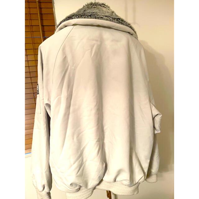 寅壱(トライチ)の寅壱パイロットジャンパー!限定ヒョウ柄 メンズのジャケット/アウター(その他)の商品写真