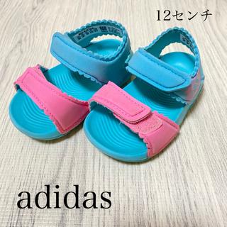 アディダス(adidas)のadidas ベビー靴 サンダル 12センチ(サンダル)
