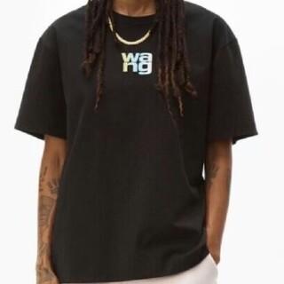アレキサンダーワン(Alexander Wang)のalexander wang Tシャツ ブラック(Tシャツ/カットソー(半袖/袖なし))