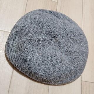 未使用/ベレー帽(ハンチング/ベレー帽)