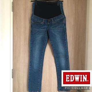 エドウィン(EDWIN)の【値下げ】★used★EDWIN マタニティジーンズ(マタニティウェア)