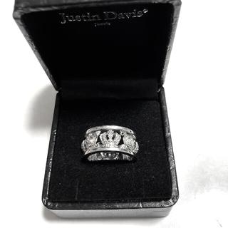 ジャスティンデイビス(Justin Davis)のJustin Davis MY LOVE リング シャイニー(リング(指輪))