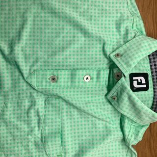 フットジョイ(FootJoy)のFJ【フットジョイ】のシャツ(ウエア)
