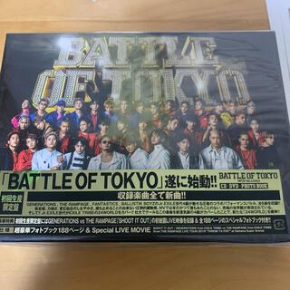 EXILE TRIBE - BATTLE OF TOKYO ~ENTER THE Jr.EXILE~(初回生