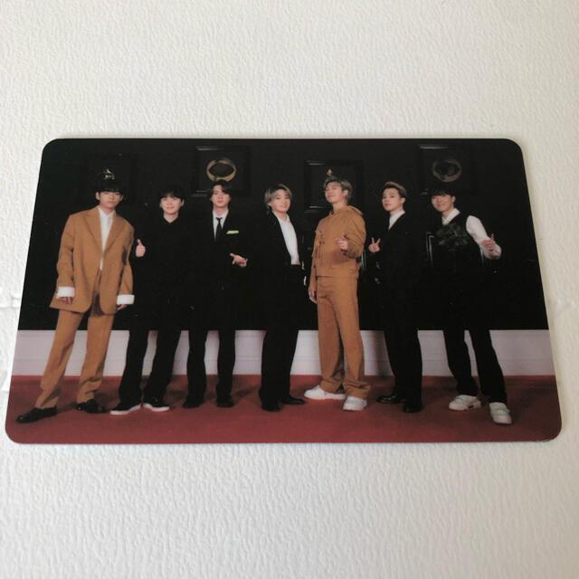 防弾少年団(BTS)(ボウダンショウネンダン)のBTS BE ラキドロ 韓国 soundwave 集合 オール エンタメ/ホビーのタレントグッズ(アイドルグッズ)の商品写真