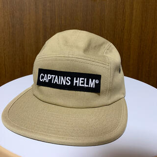 Ron Herman - 【美品】CAPTAINS HELM キャップ