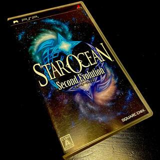 スクウェアエニックス(SQUARE ENIX)のスターオーシャン2 セカンドエヴォリューション PSP(携帯用ゲームソフト)