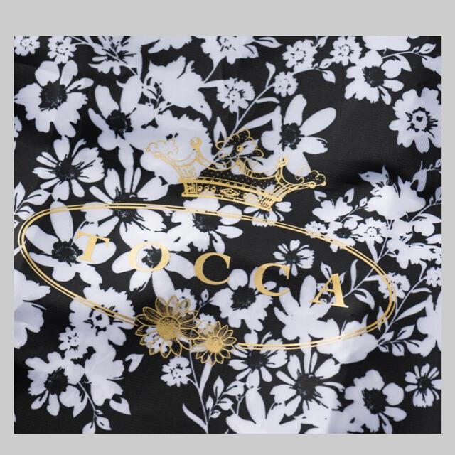 TOCCA(トッカ)のtoccaお出かけフラワーエコバッグ 美人百花2021年5月号付録 レディースのバッグ(エコバッグ)の商品写真