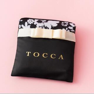 TOCCA - toccaお出かけフラワーエコバッグ 美人百花2021年5月号付録