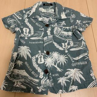 ロンハーマン(Ron Herman)のRHC アロハシャツ(Tシャツ/カットソー)