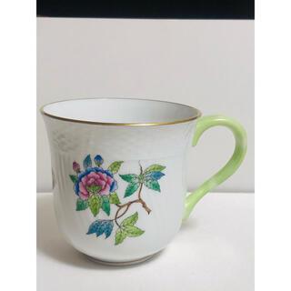 ヘレンド(Herend)のヘレンド ビクトリア マグカップ(グラス/カップ)