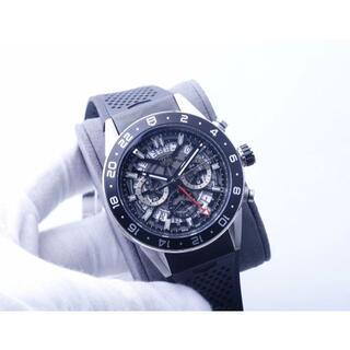 タグ・ホイヤー TAG HEUER 腕時計 メンズ 黒