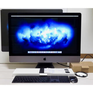 Apple - Apple iMacPro 5K Xeon SSD1TB AppleCare+