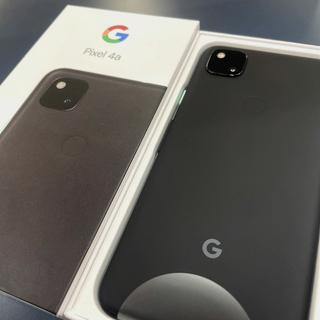 Google Pixel - ☆☆新品未使用☆☆~Goole pixel4a 128GB~