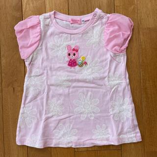 mikihouse - ミキハウス 女の子 Tシャツ
