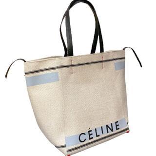celine -  celine キャンバスバッグ ショッピングバッグ#03