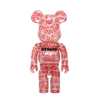 BE@RBRICK atmos × Coca-Cola 1000% CLEAR (その他)