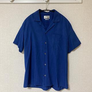 アクネ(ACNE)のAcne studios オープンカラーシャツ size44(シャツ)