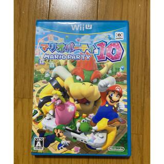 ウィーユー(Wii U)のマリオパーティ10(家庭用ゲームソフト)