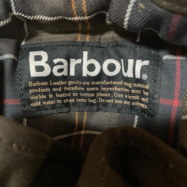Barbour(バーブァー)のBarbour バックパック/リュック バブアー メンズのバッグ(バッグパック/リュック)の商品写真