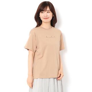 テチチ(Techichi)のテチチ テラス ドローイング風プリントTシャツ (Tシャツ(半袖/袖なし))