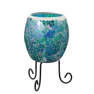 ガラス ランプ ブルー  ガラスランプ(天井照明)