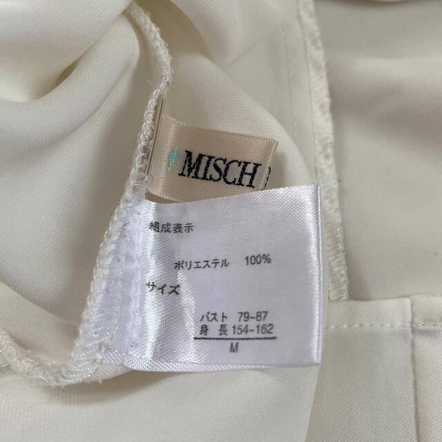 MISCH MASCH(ミッシュマッシュ)のMISCH MASCHの7分袖ブラウス M レディースのトップス(シャツ/ブラウス(長袖/七分))の商品写真
