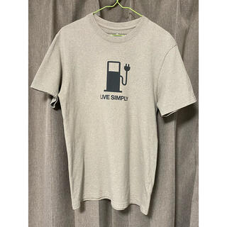 patagonia - patagonia LIVE SIMPLY Tシャツ