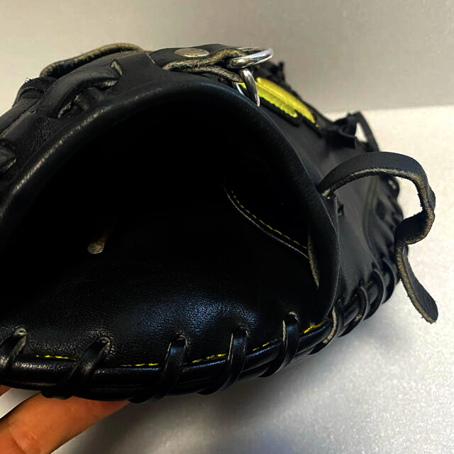 SSK(エスエスケイ)の一般軟式キャッチャーミット SSK(エスエスケイ)  スポーツ/アウトドアの野球(グローブ)の商品写真