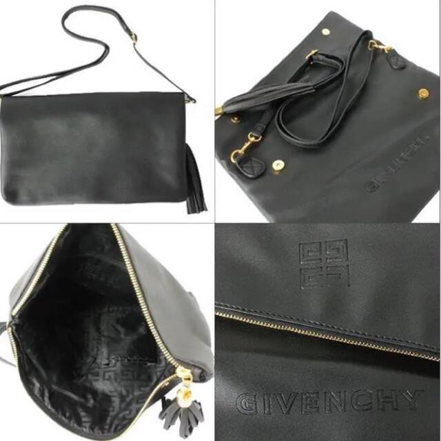 GIVENCHY(ジバンシィ)のGIVENCHY ジバンシィ クラッチ/ショルダーバッグ レディースのバッグ(ショルダーバッグ)の商品写真